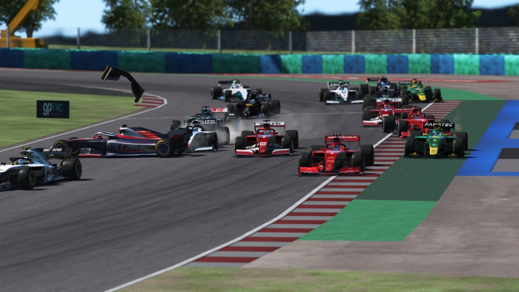 Points in the bag at Hungary